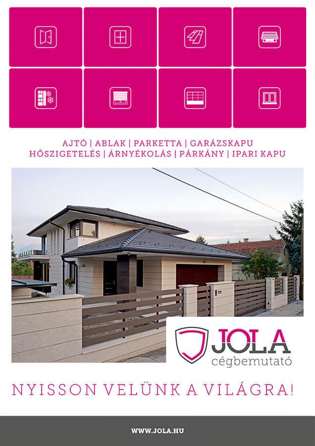 JOLA - Cégbemutató-általános prospektus