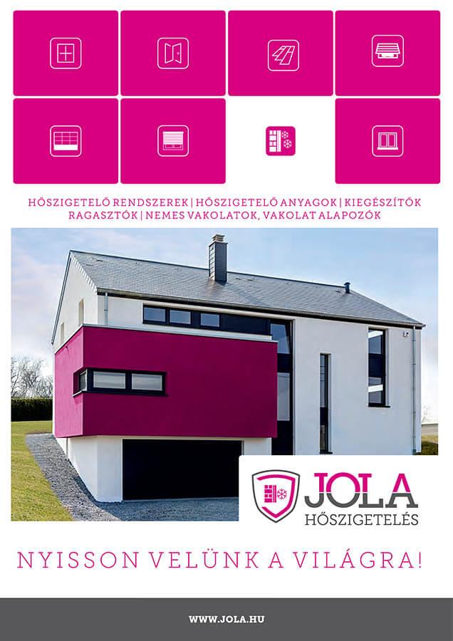 JOLA - Hőszigetelés prospektus