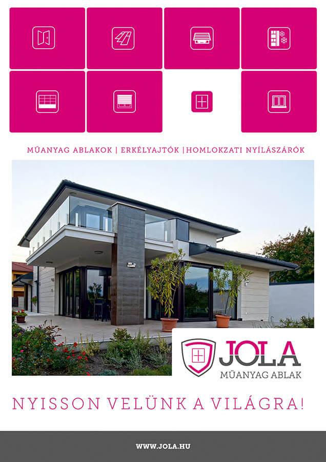JOLA - Ablak prospektus