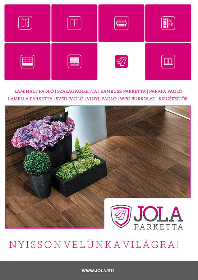 JOLA - Parkketta prospektus